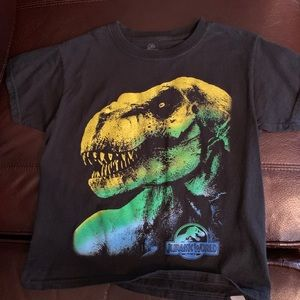Other - Jurassic Park T-Rex tee, boys 4-5